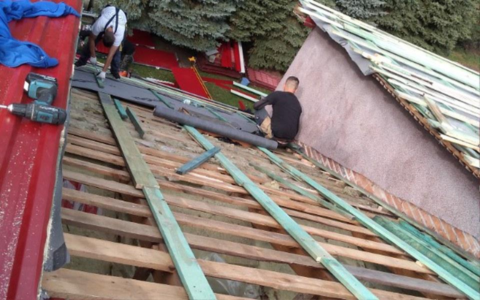 Zbiórka Dom Dziecka-remont dachu. - zdjęcie główne
