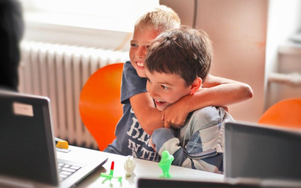 Zbiórka Cyfrowe warsztaty dla dzieci - zdjęcie główne