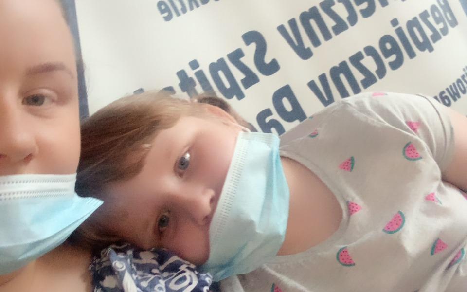 Zbiórka Proszę o wsparcie dla córki Mai - zdjęcie główne