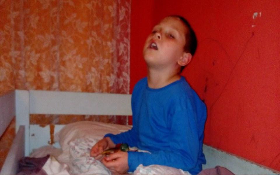 Zbiórka Na Syna z Autyzmem Sprzężonym - zdjęcie główne