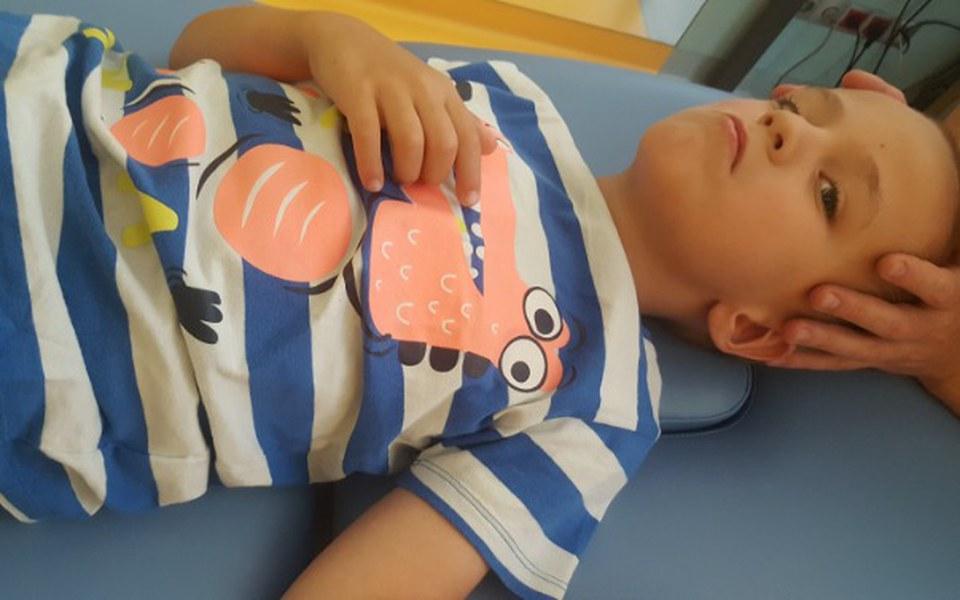 Zbiórka Na pomoc 6 letniemu Piotrusiowi - zdjęcie główne