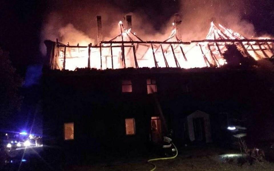 Zbiórka Pomoc Danielowi po pożarze domu - zdjęcie główne