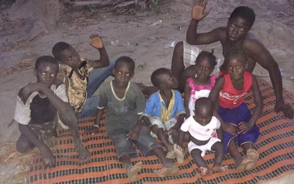 Zbiórka Pomoc dla Babu i jego rodzeństwa - zdjęcie główne