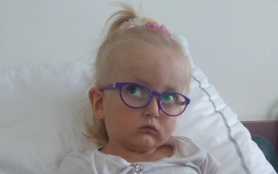 Zbiórka Pomóżmy Amelce walczyć z chorobą - zdjęcie główne