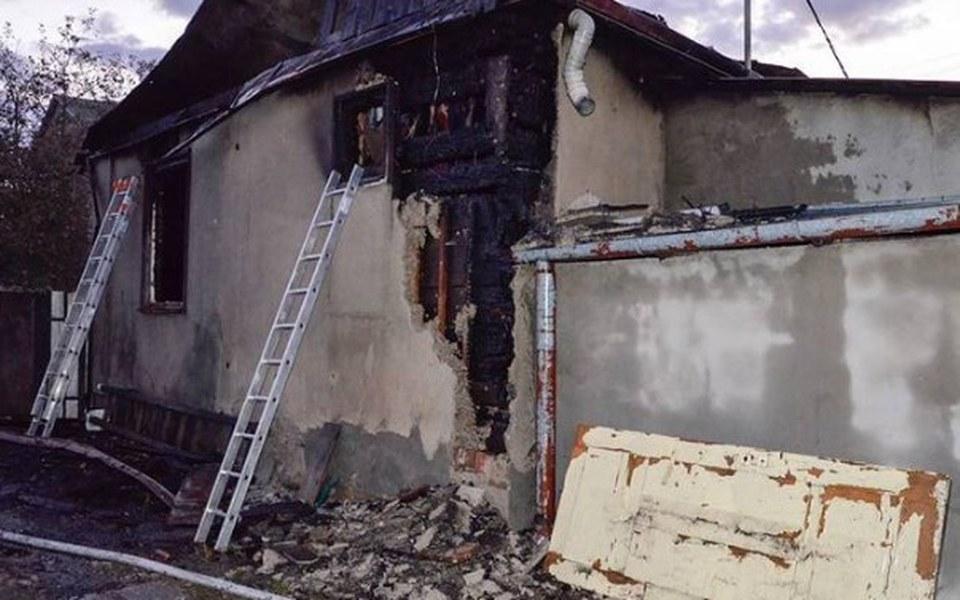 Zbiórka Chcemy odbudować spalony dom! - zdjęcie główne