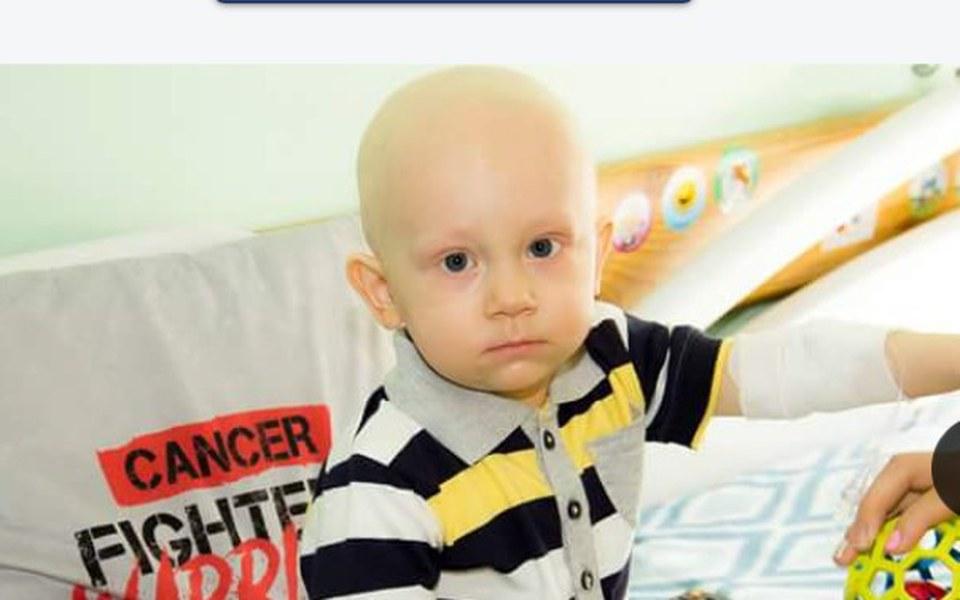 Zbiórka Ksawery walczy z ostrą białaczką - zdjęcie główne