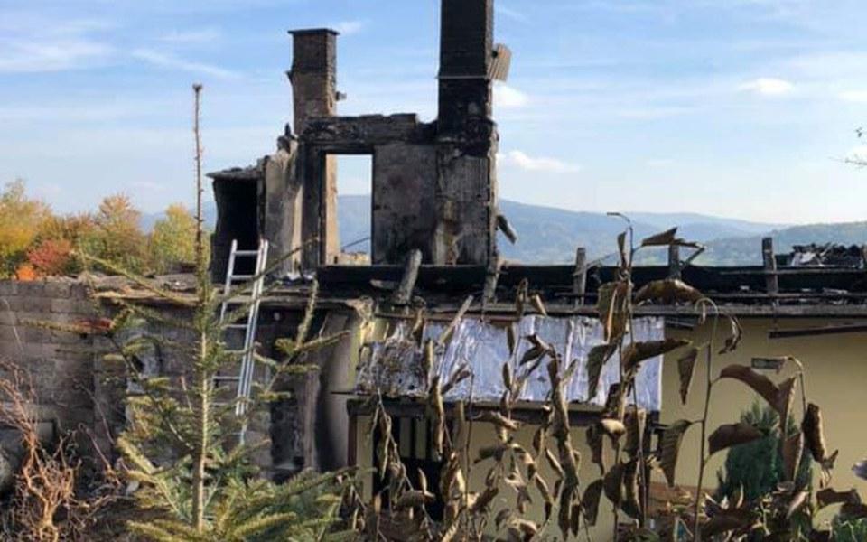 Zbiórka Wsparcie po pożarze. Odbudowa. - zdjęcie główne