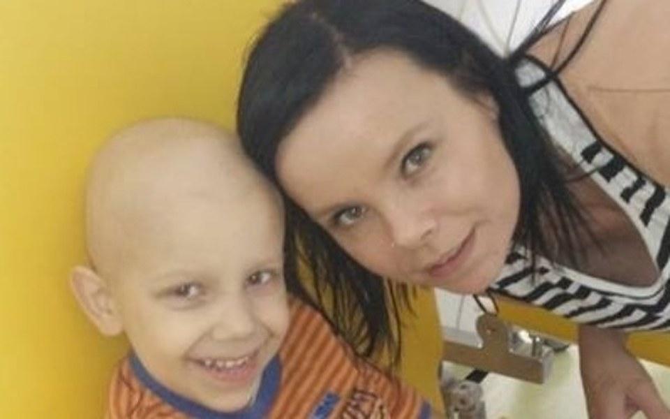 Zbiórka Pomoc na leczenie syna Natana - zdjęcie główne