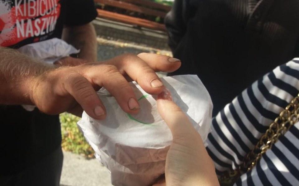 Zbiórka gorąca zupa dla bezdomnych - zdjęcie główne