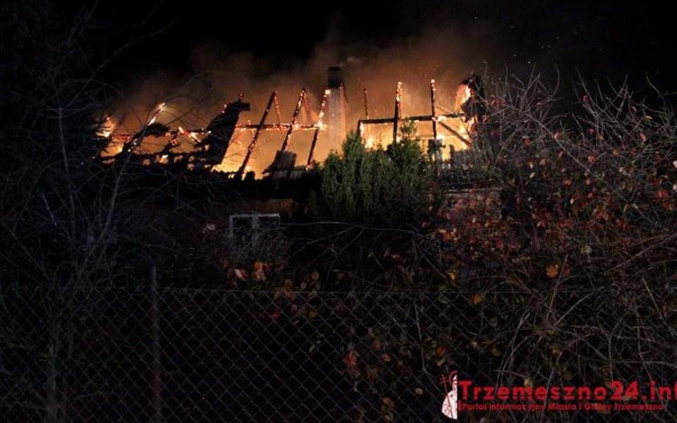 Zbiórka Odbudowa po pożarze w Wydartowie - zdjęcie główne