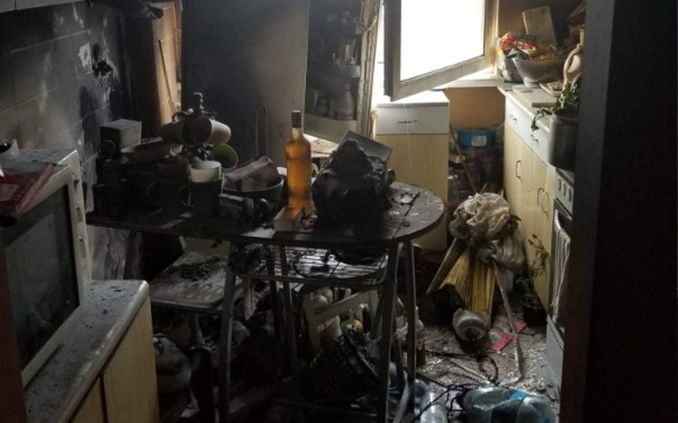 Zbiórka Odbudowa spalonego mieszkania! - zdjęcie główne