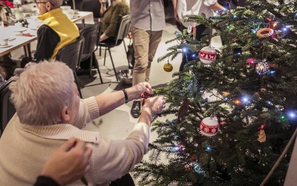 Zbiórka Mokotowska Wigilia dla Seniorów - zdjęcie główne
