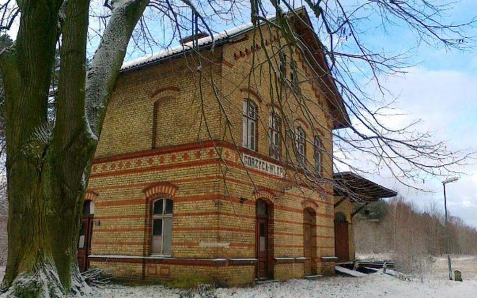 Zbiórka Wykup budynku dworca w Gorzycy - zdjęcie główne
