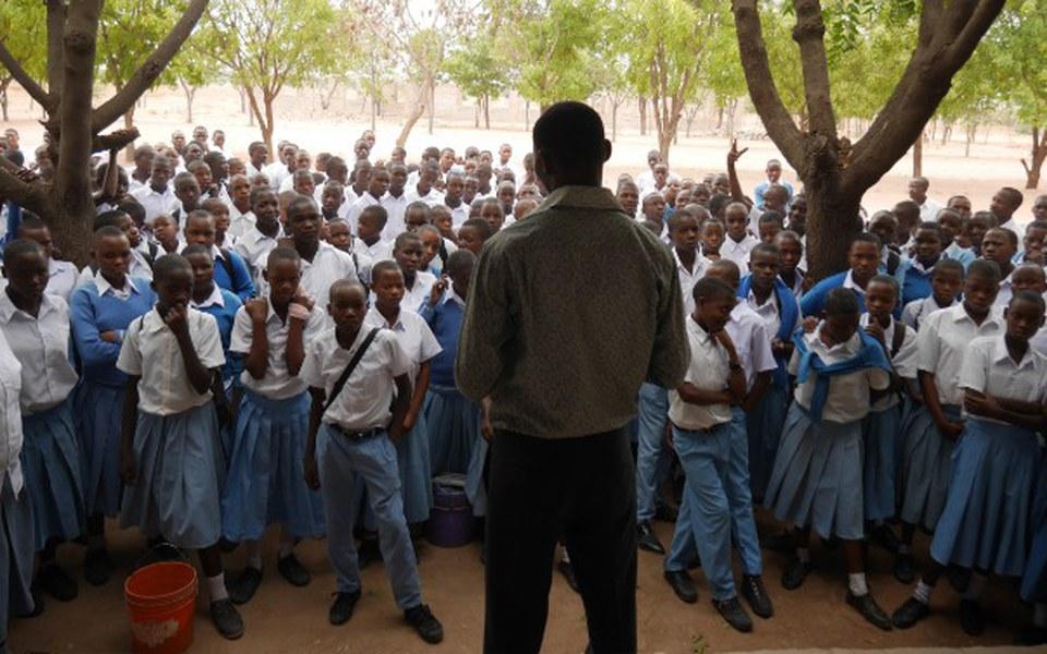 Zbiórka Szkola w Tanzanii - zdjęcie główne
