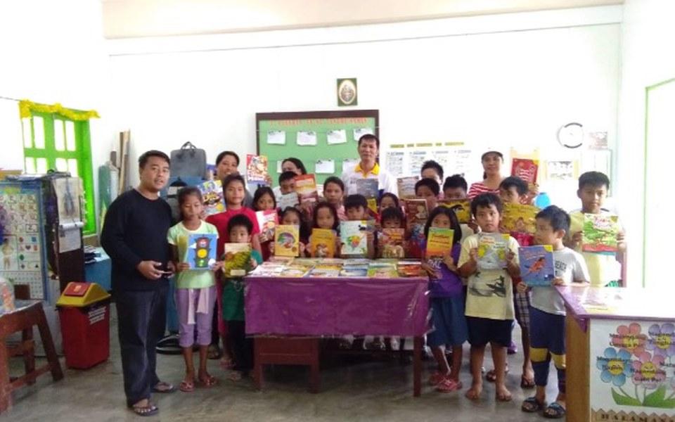 Zbiórka Książki dla filipińskich dzieci - zdjęcie główne