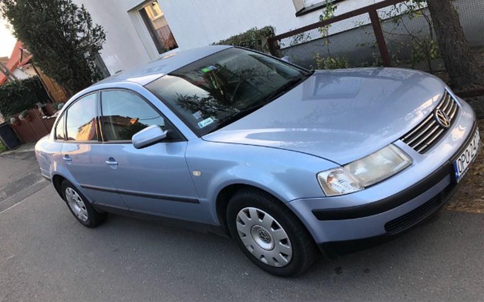 Zbiórka Na naprawę VW Passata - zdjęcie główne