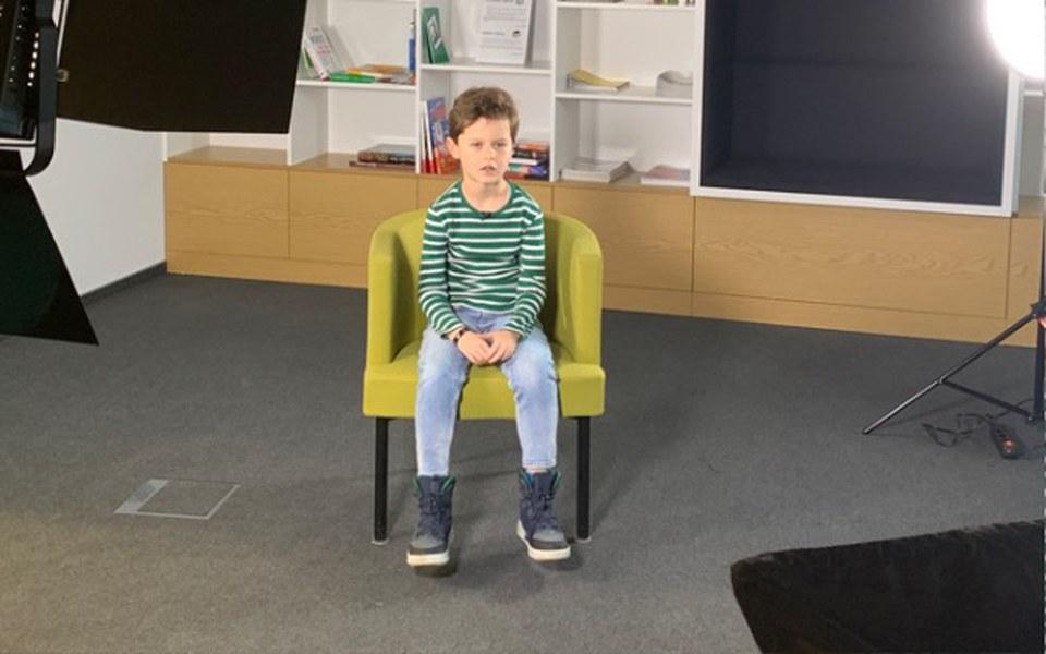 Zbiórka Accenture i 8-letni Jaś dzieciom - zdjęcie główne