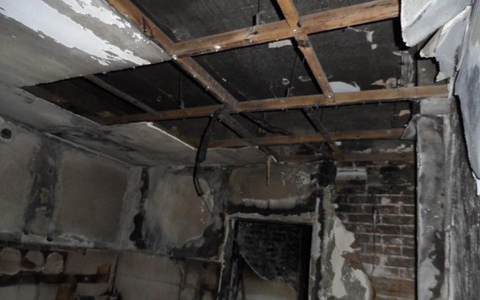 Zbiórka Odbudowa tego, co zabrał ogień - zdjęcie główne