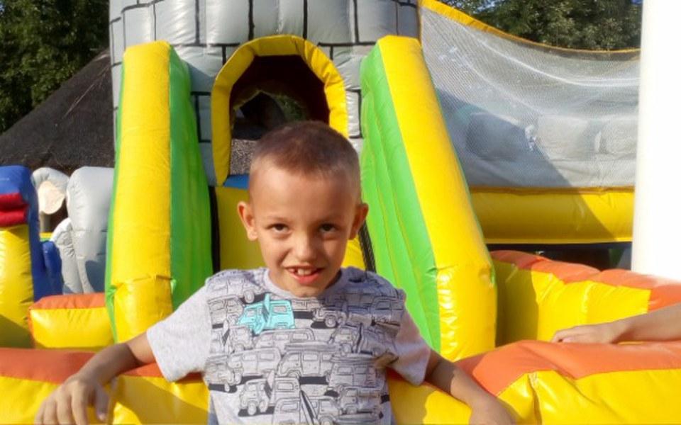 Zbiórka Turnus rehabilitacyjny dla synka - zdjęcie główne