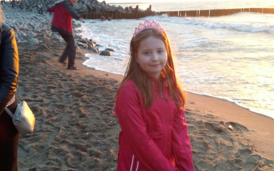 Zbiórka leczenie córki Juli - zdjęcie główne