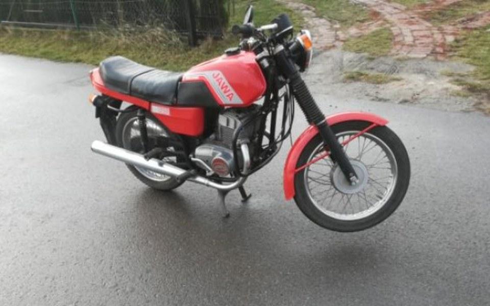 Zbiórka Motocykl dla Dziadka Franka - zdjęcie główne