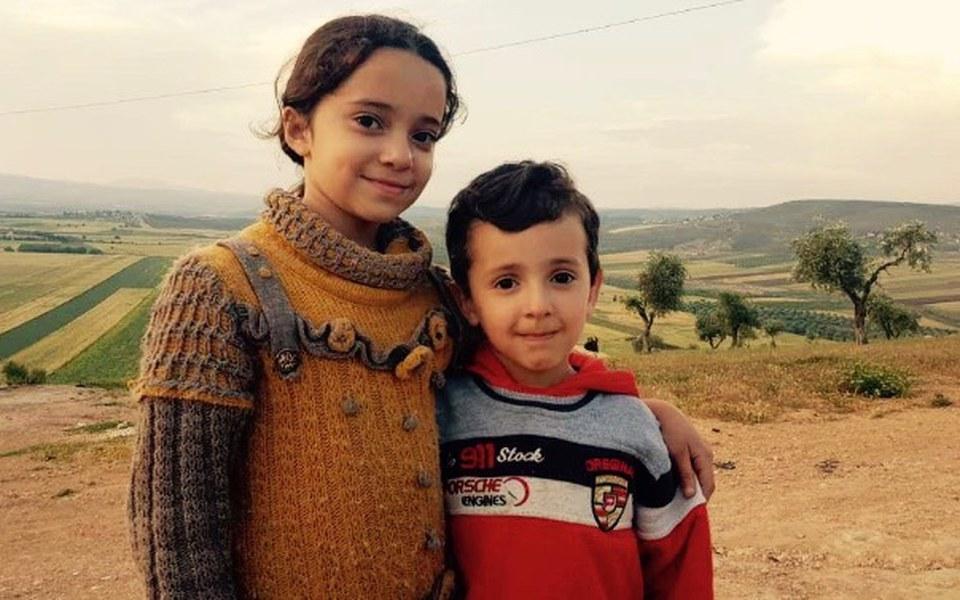 Zbiórka Pomóżmy rodzinie Jamala - zdjęcie główne