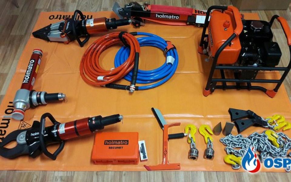Zbiórka Hydraulika dla OSP Krasowiec - zdjęcie główne