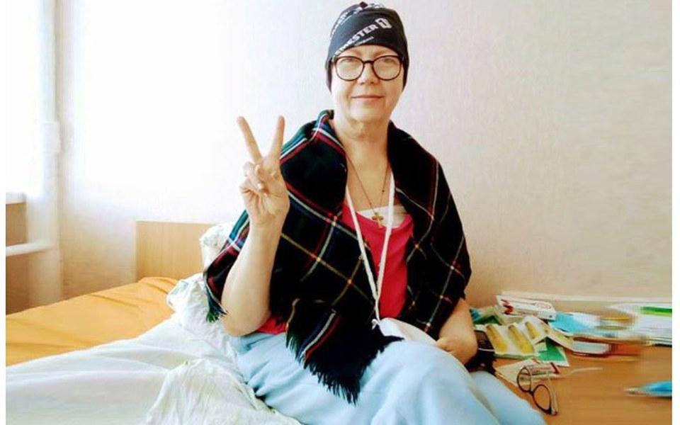 Zbiórka Mama walczy z rakiem piersi. - zdjęcie główne