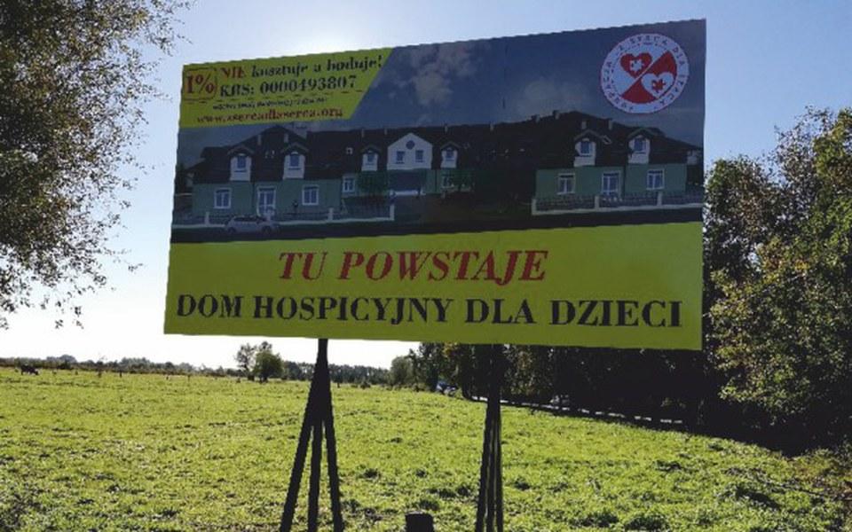 Zbiórka Budujemy Dom Aniołków - zdjęcie główne