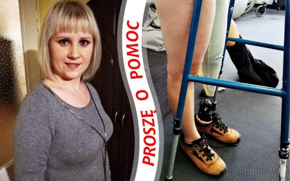 Zbiórka Potrzebuję nowej nogi - zdjęcie główne