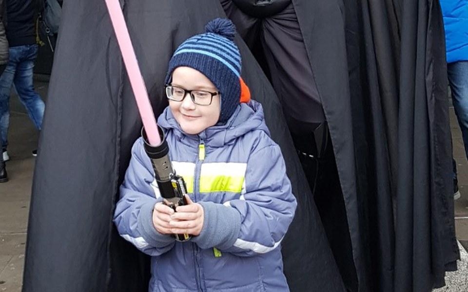 Zbiórka Leczenie mojego syna Igorka - zdjęcie główne