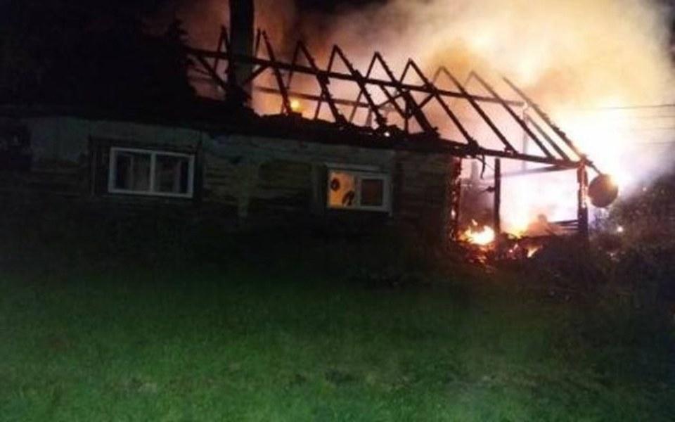 Zbiórka Stracili wszystko po pożarze dom - zdjęcie główne