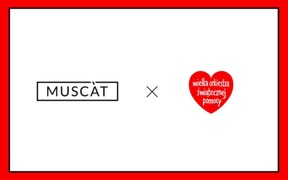 Zbiórka Zbiórka dla WOŚP #muscat - zdjęcie główne