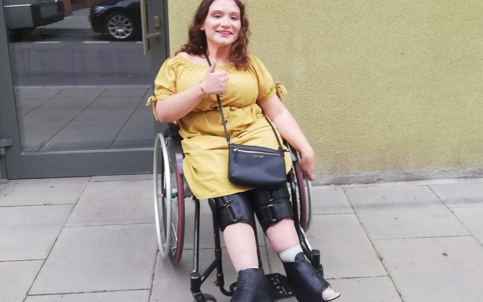 Zbiórka Rehabilitacja dla Marysi - zdjęcie główne