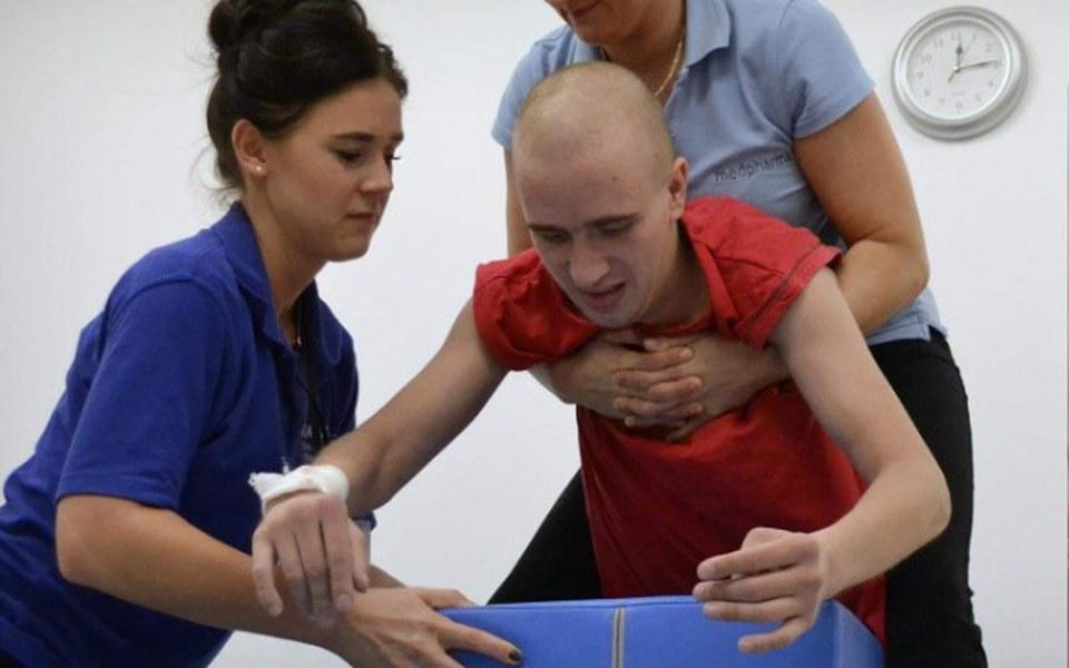 Zbiórka Pomóż Damianowi - zdjęcie główne
