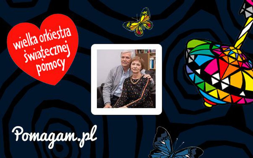 Zbiórka Zbiórka dla WOŚP Tomek i Lucyna - zdjęcie główne