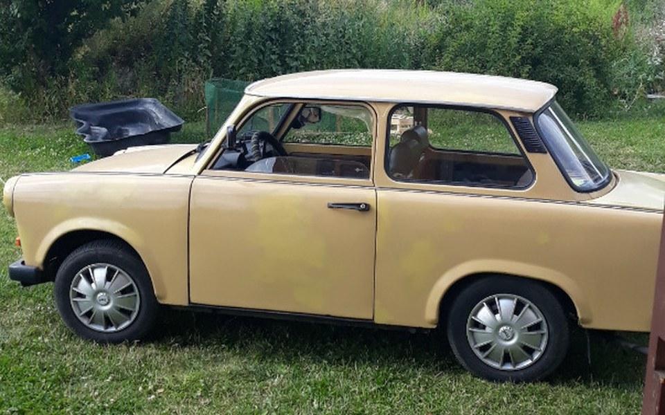 Zbiórka Zabytek-Trabant 601 - zdjęcie główne
