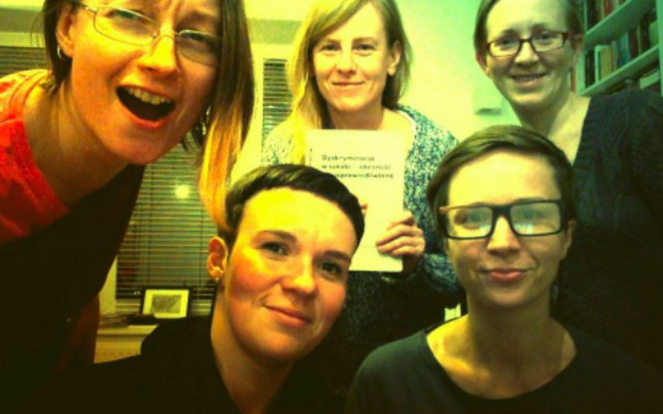 Zbiórka Szkoła równości - wspieram! - zdjęcie główne