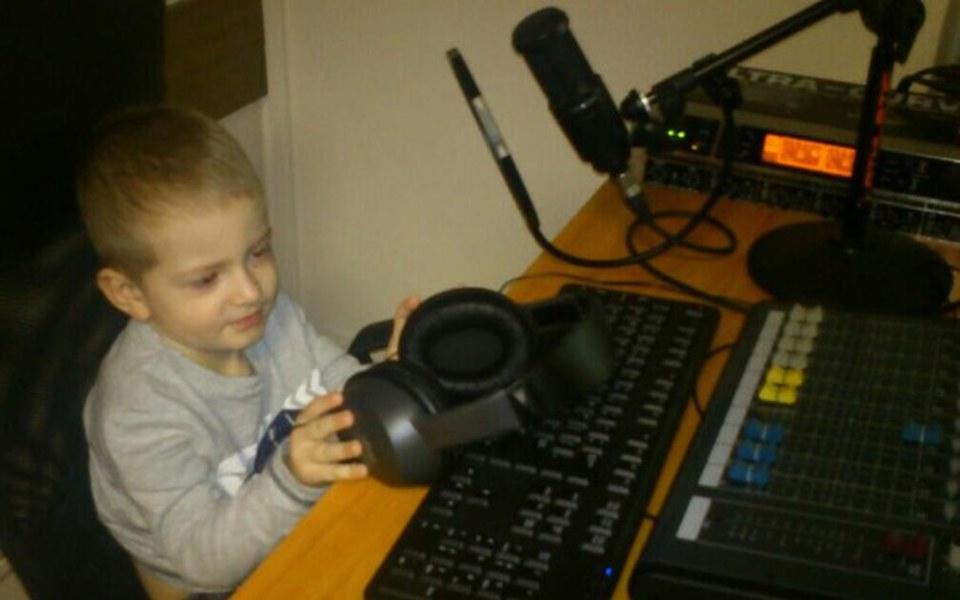 Zbiórka Radio w rękach dzieci - zdjęcie główne