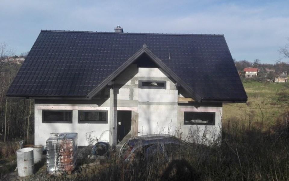 Zbiórka Pomóż mi dokończyć budowę domu - zdjęcie główne