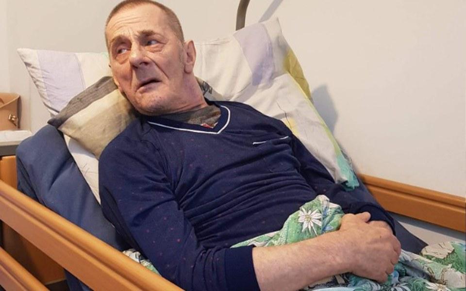 Zbiórka Rehabilitacja i proteza dla taty - zdjęcie główne