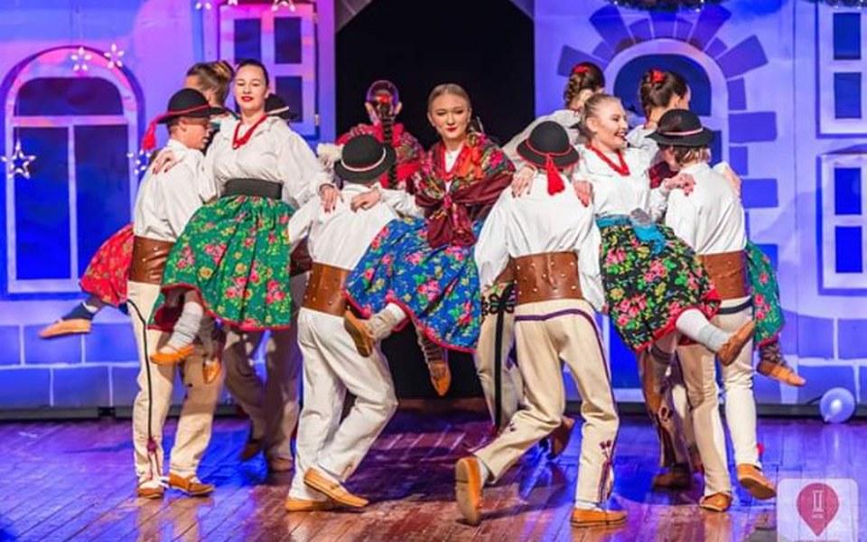 Zbiórka Wyjazd na festiwal folkloru - zdjęcie główne
