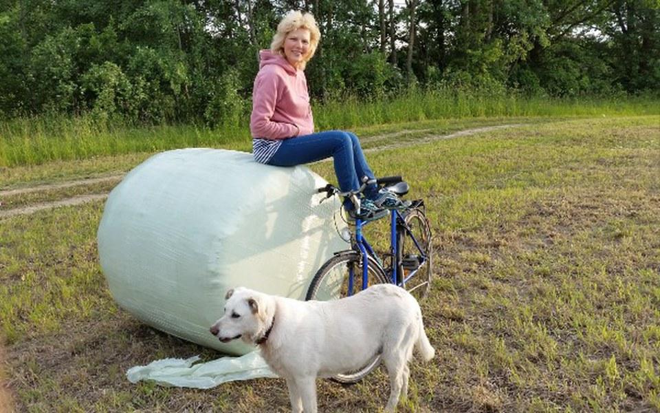 Zbiórka Zbieram na marzenia ;Rower - zdjęcie główne