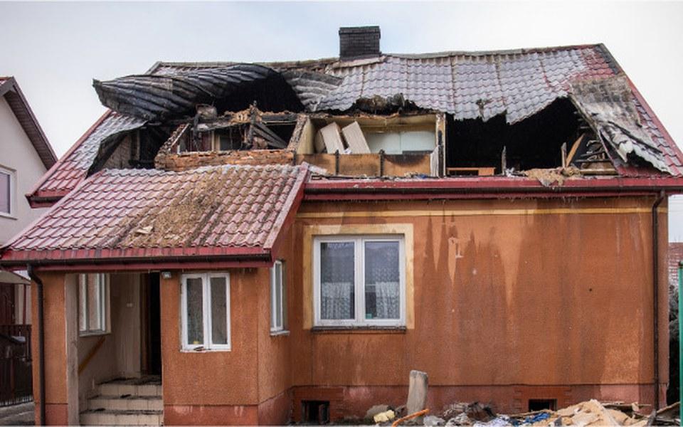Zbiórka Wspomóż rodzinę po pożarze - zdjęcie główne
