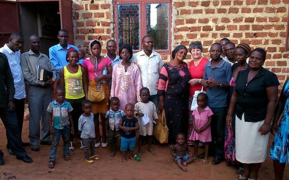 Zbiórka Wsparcie chrześcijan z Ugandy - zdjęcie główne