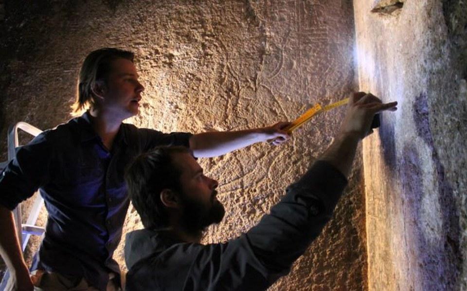 Zbiórka Ratowanie egipskiej świątyni - zdjęcie główne
