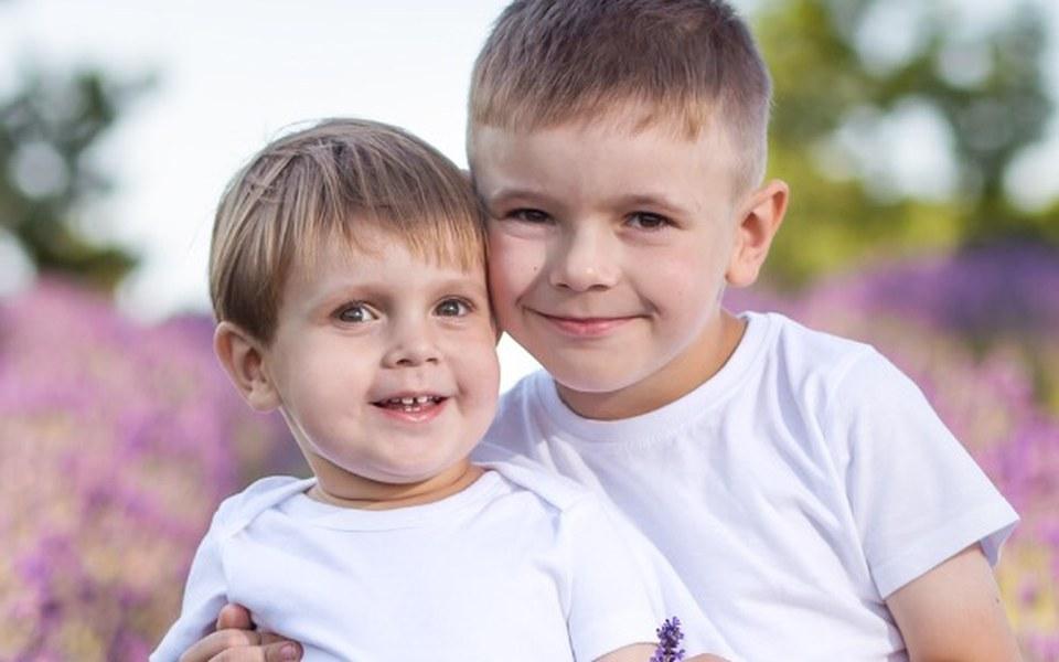 Zbiórka Na leki i terapie dla braci - zdjęcie główne