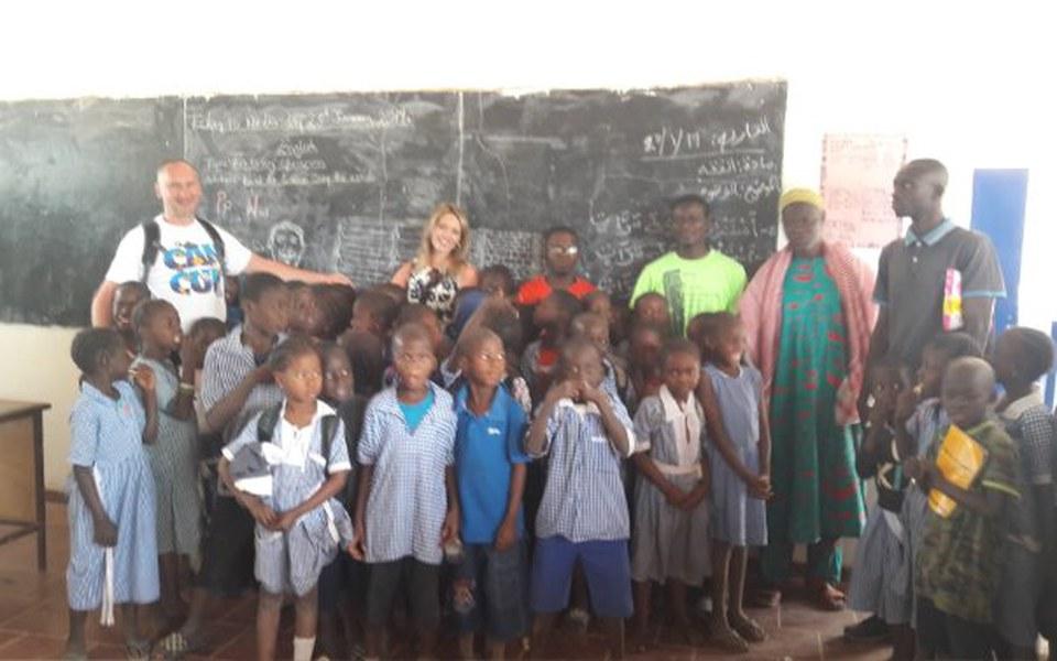 Zbiórka Dla dzieci w Gambii !!! - zdjęcie główne