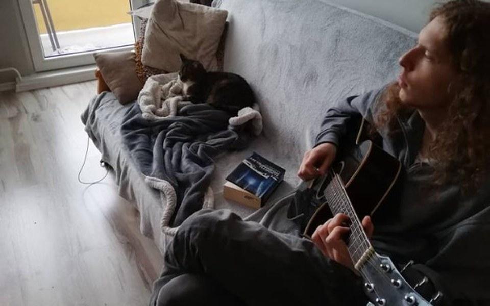 Zbiórka sprzęt muzyczny dla syna - zdjęcie główne
