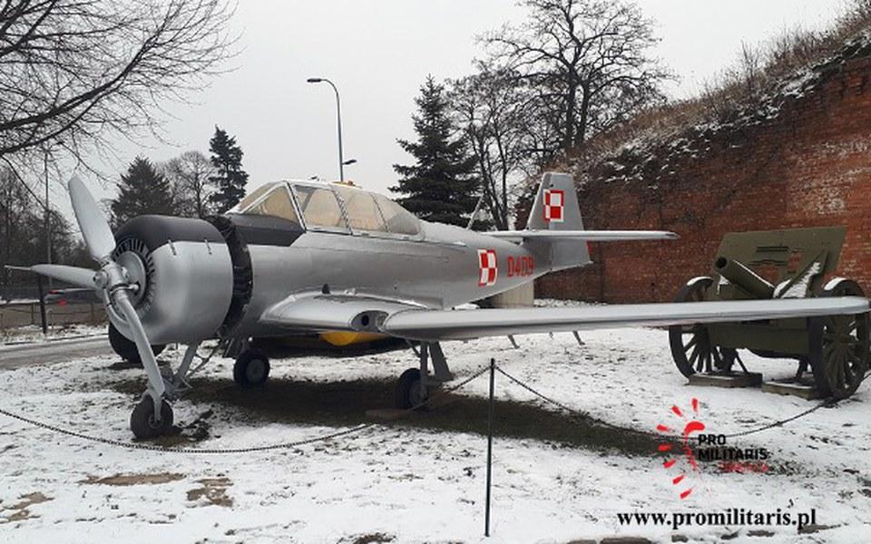 Zbiórka TS-8 BIES renowacja samolotu. - zdjęcie główne